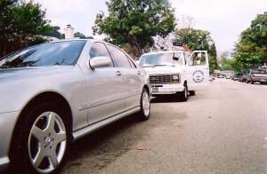 4 Door Benz