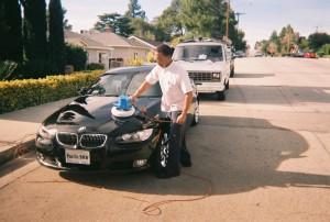 Black BMW 328i