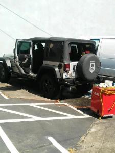 2012 Jeep Wrangler Call of Duty Edition