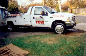 Auto Tow Truck